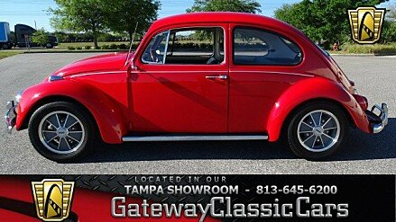 1967 Volkswagen Beetle for sale 100856565