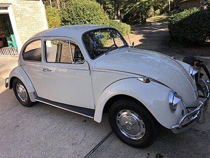1967 Volkswagen Beetle for sale 101054876