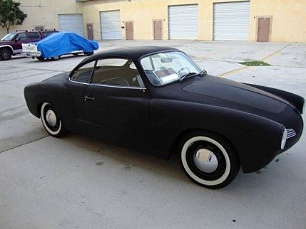 1967 Volkswagen Karmann-Ghia for sale 100811130