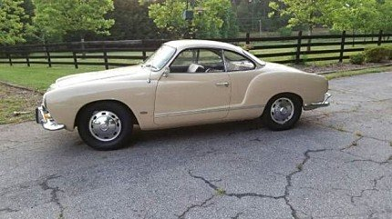1967 Volkswagen Karmann-Ghia for sale 100828465