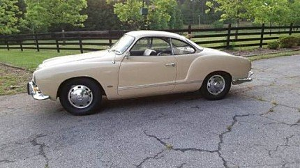 1967 Volkswagen Karmann-Ghia for sale 100828937