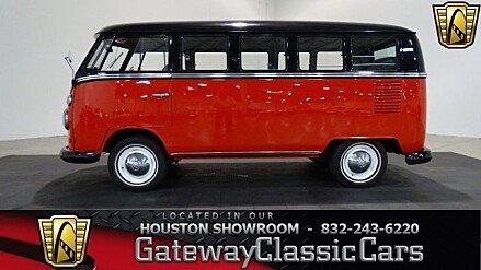 1967 Volkswagen Vans for sale 100855380