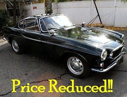 1967 Volvo P1800 Clics for Sale - Clics on Autotrader