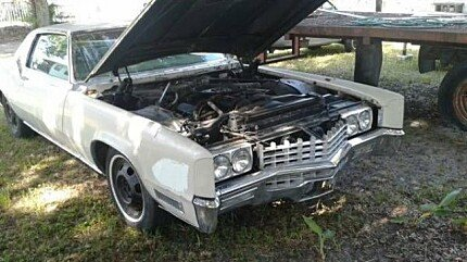 1967 cadillac Eldorado for sale 100828575