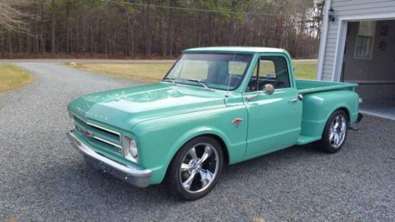 1967 Chevrolet C/K Truck for sale near Cadillac, Michigan ...