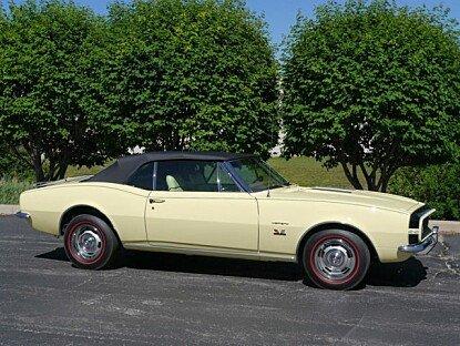 1967 chevrolet Camaro for sale 100956362