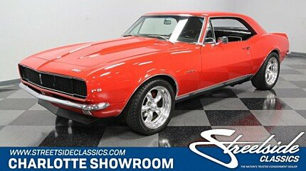 1967 chevrolet Camaro RS for sale 101028411