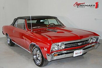 1967 chevrolet Chevelle for sale 100985865