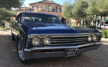 1967 chevrolet Chevelle for sale 100997767