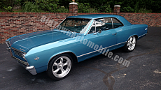 1967 chevrolet Chevelle for sale 101016482