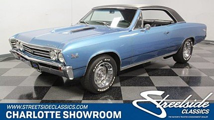 1967 chevrolet Chevelle for sale 101028414