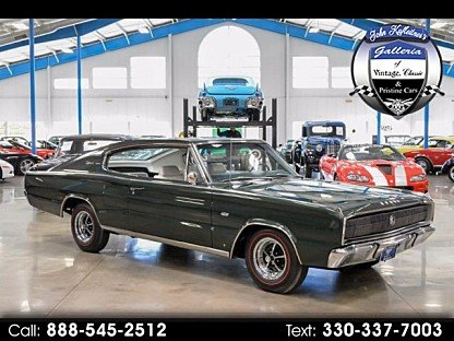 1967 dodge Charger for sale 100754326