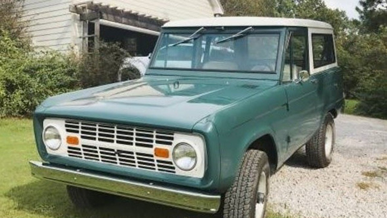 1967 ford bronco for sale near woodland hills california 91364 classics on autotrader. Black Bedroom Furniture Sets. Home Design Ideas