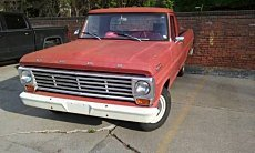 1967 ford F100 for sale 100955427