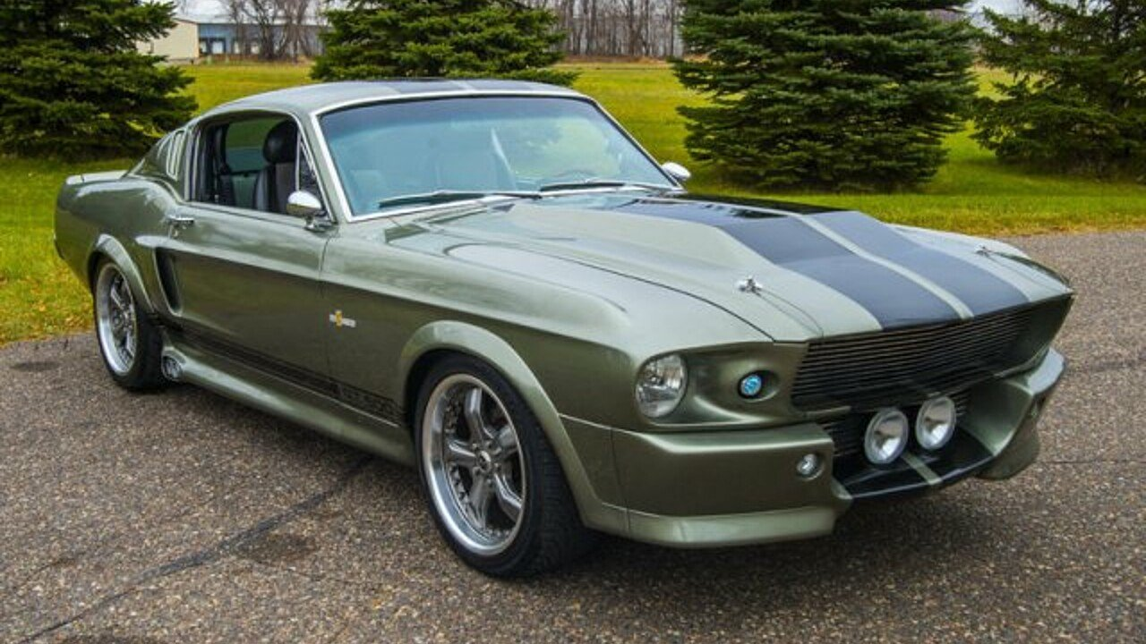 1967 ford mustang for sale near rogers minnesota 55374 classics on autotrader. Black Bedroom Furniture Sets. Home Design Ideas