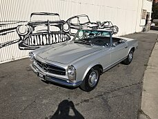 1967 mercedes-benz 250SL for sale 101033618