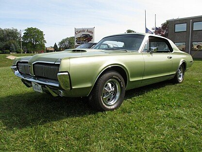 1967 mercury Cougar for sale 100922139