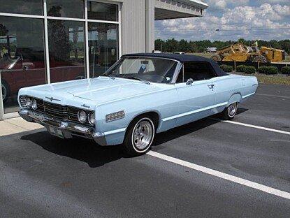 1967 mercury Monterey for sale 101026393