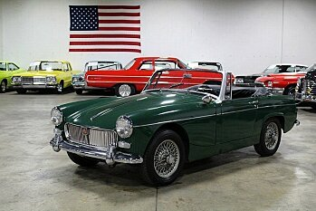 1967 mg Midget for sale 100944389