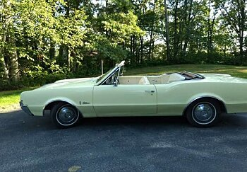 1967 oldsmobile Cutlass for sale 100910479