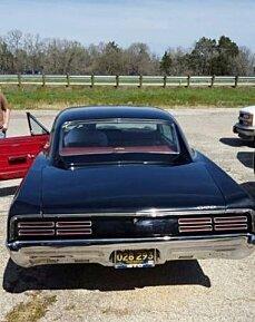1967 pontiac GTO for sale 100828871