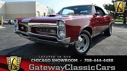 1967 pontiac GTO for sale 101035719