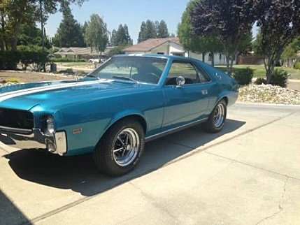 1968 AMC AMX for sale 100800479