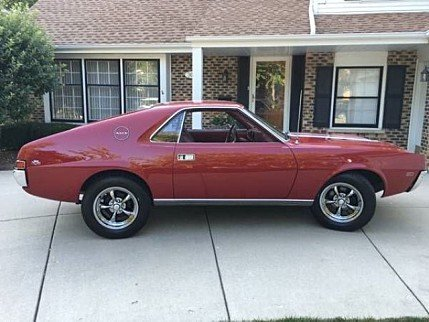 amc amx classics for sale classics on autotrader. Black Bedroom Furniture Sets. Home Design Ideas
