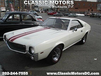 1968 AMC AMX for sale 100832637