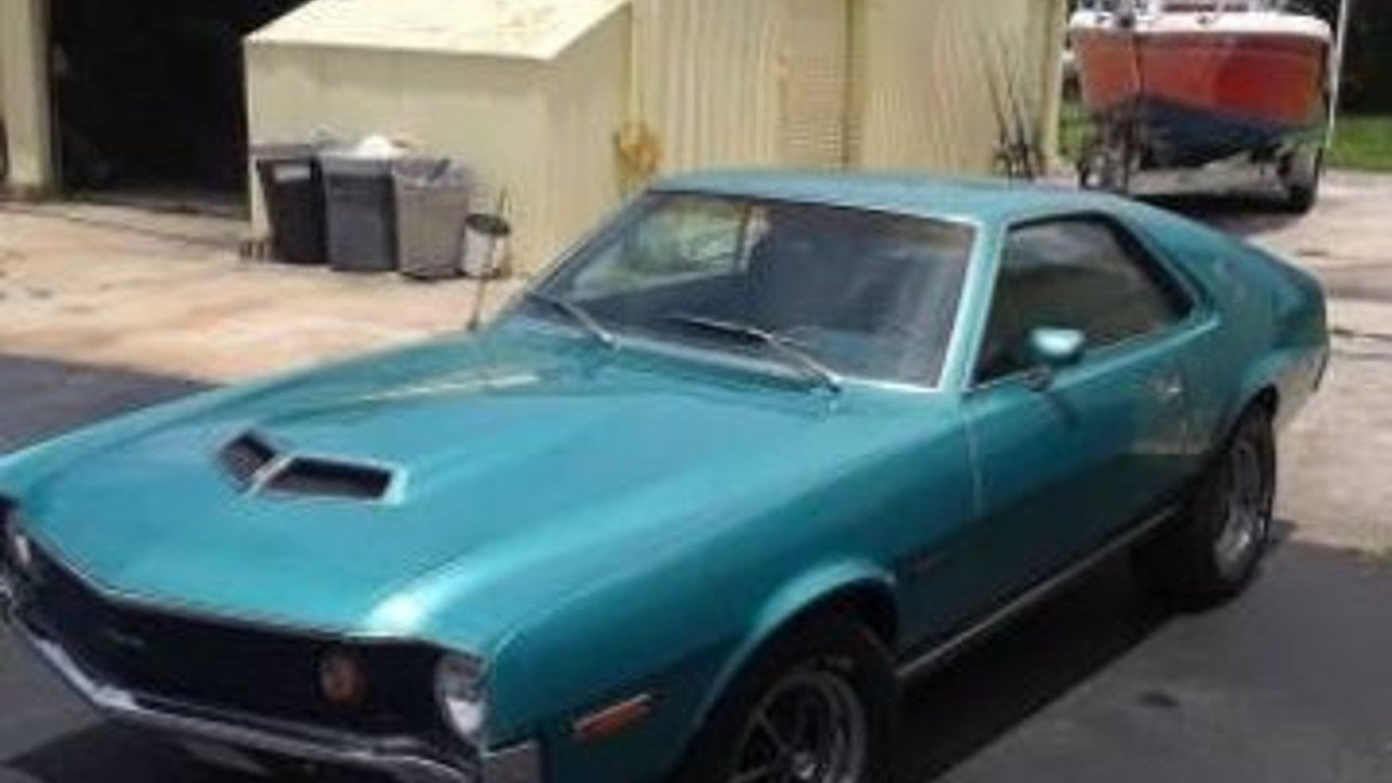 1968 AMC AMX for sale 101003473