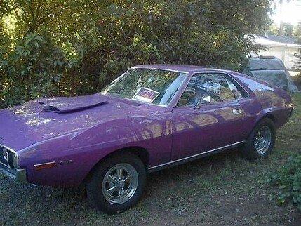 1968 AMC AMX for sale 100836278