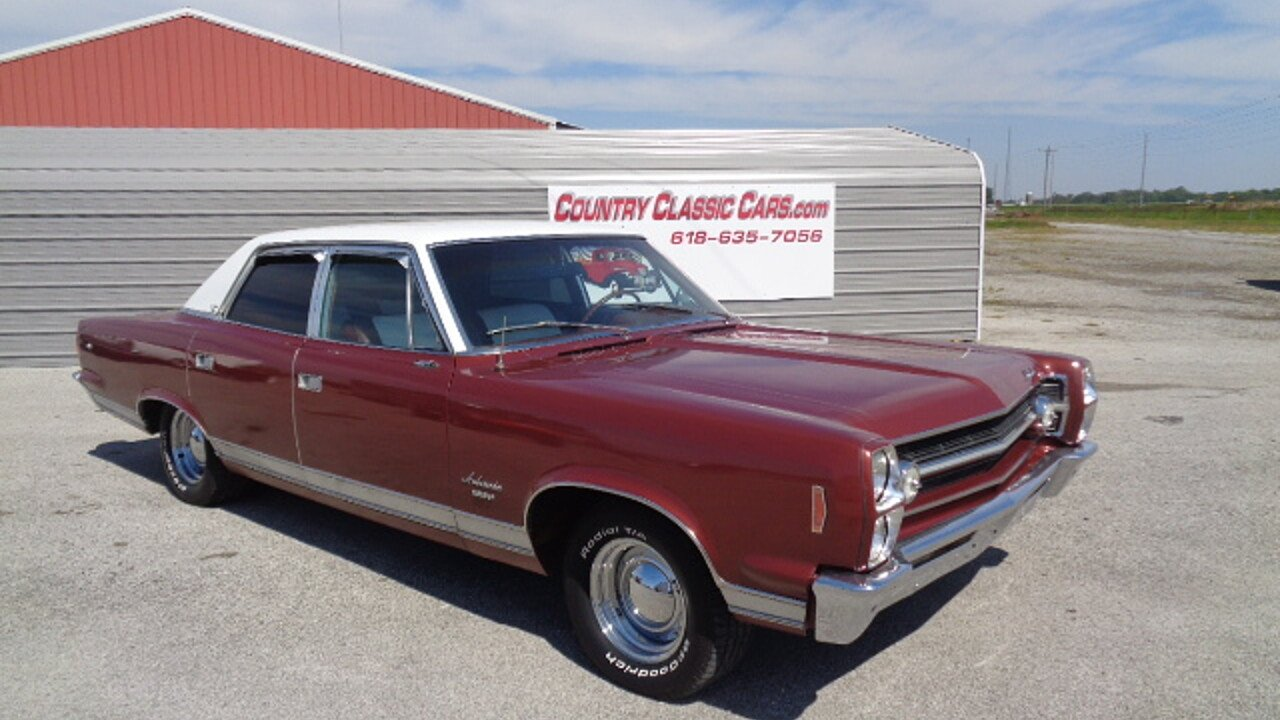 1968 amc ambassador for sale near staunton illinois 62088 classics on autotrader. Black Bedroom Furniture Sets. Home Design Ideas