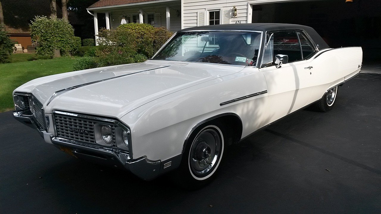 1968 Buick Electra Coupe for sale 100994912
