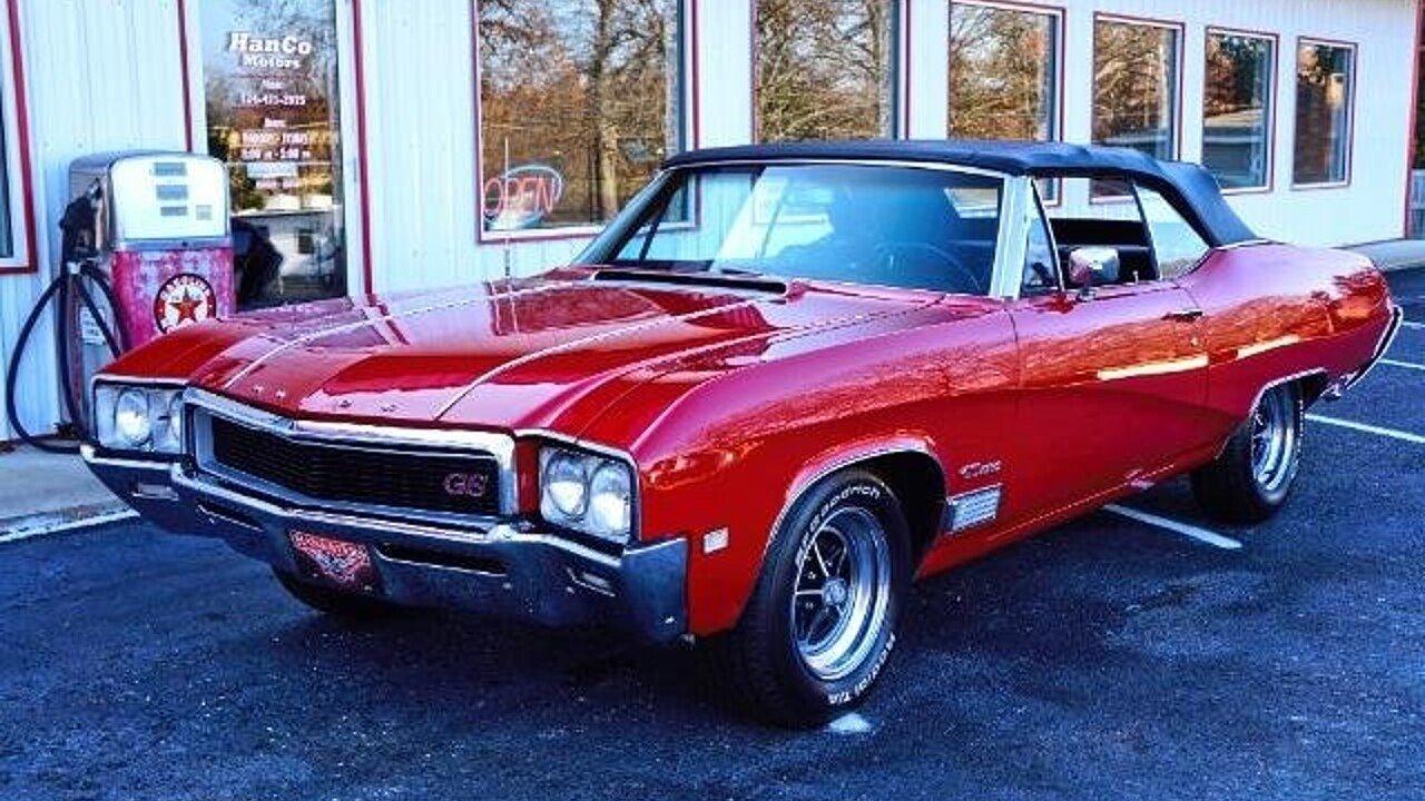 1968 Buick Gran Sport for sale near Indiana, Pennsylvania 15701 ...