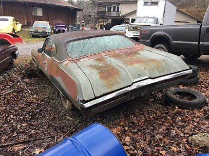 1968 Buick Gran Sport for sale 100851238