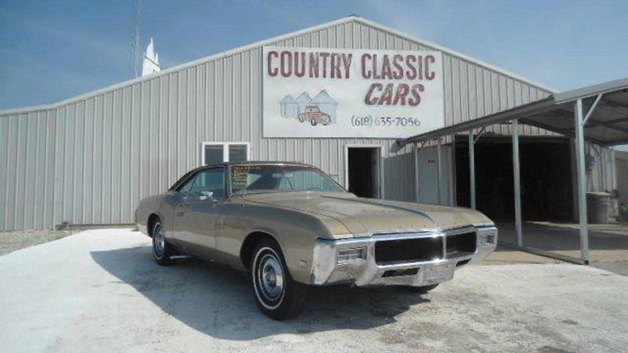1968 Buick Riviera for sale near Staunton, Illinois 62088 - Classics ...