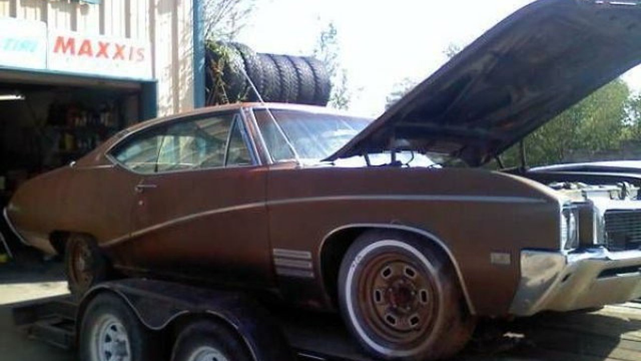 1968 Buick Skylark for sale 100862337