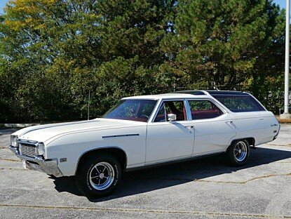 1968 Buick Sport Wagon for sale 100956343