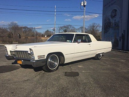 1968 Cadillac De Ville for sale 100839107
