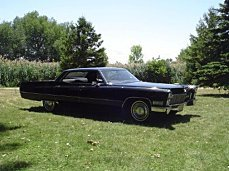 1968 Cadillac De Ville for sale 100864829