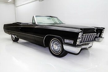 1968 Cadillac De Ville for sale 100951252