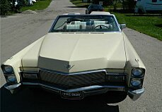 1968 Cadillac De Ville for sale 100795978