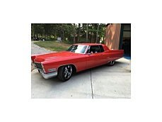 1968 Cadillac De Ville for sale 100844798