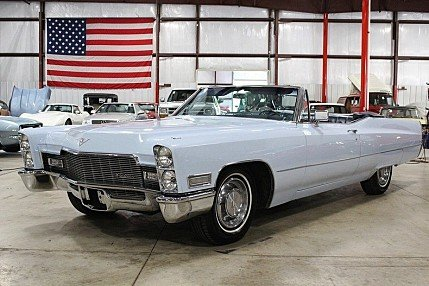 1968 Cadillac De Ville for sale 100872560