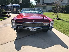 1968 Cadillac De Ville Coupe for sale 100893269