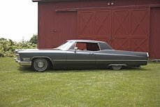 1968 Cadillac De Ville for sale 100894910