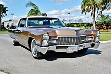 1968 Cadillac De Ville for sale 100929916