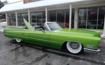 1968 Cadillac De Ville for sale 100956693