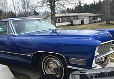 1968 Cadillac De Ville for sale 100990638