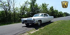 1968 Cadillac De Ville for sale 100998465
